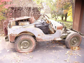 m38mike's Willys Jeep Pages And Parts For Sale